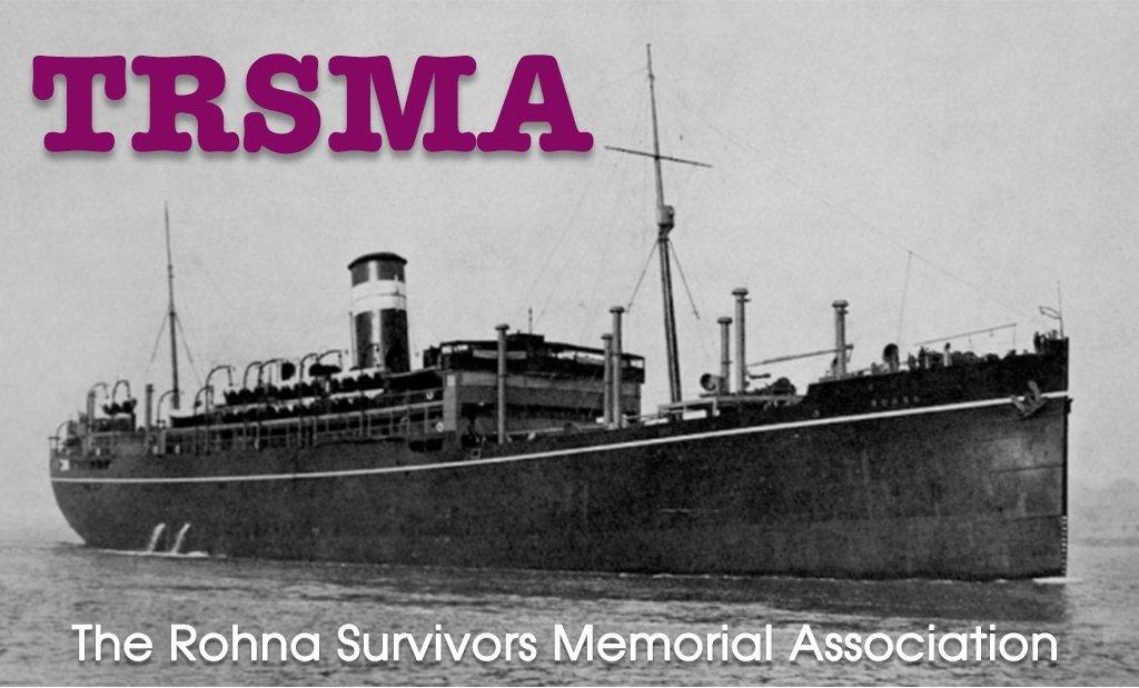 Rohna Survivors Memorial Association